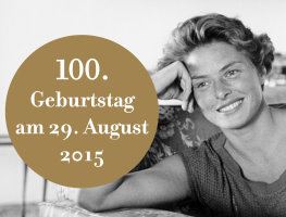 100th Birthday Ingrid Bergman